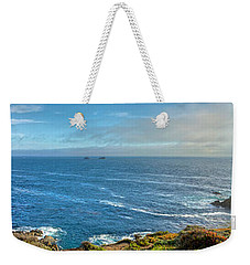 Big Sur Coast Pano 2 Weekender Tote Bag