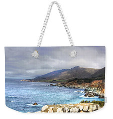 Big Sur Weekender Tote Bag by Kandy Hurley