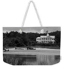 Big White House Weekender Tote Bag