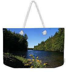 Weekender Tote Bag featuring the photograph Bigelow Hollow  by Neal Eslinger