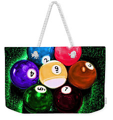 Billiards Art - Your Break Weekender Tote Bag