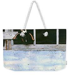 Bill's Goat Weekender Tote Bag