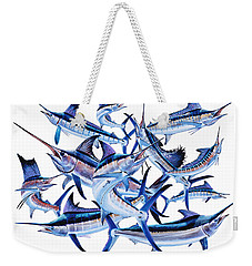 Bills Off0044 Weekender Tote Bag by Carey Chen