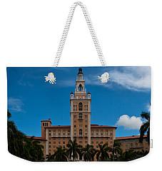 Biltmore Hotel Coral Gables Weekender Tote Bag