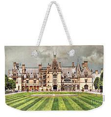Biltmore House Weekender Tote Bag by Savannah Gibbs