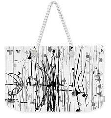 Water Plants Weekender Tote Bag by Lizi Beard-Ward
