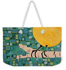 Birch Branch Weekender Tote Bag
