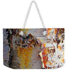 Birch Paper Weekender Tote Bag