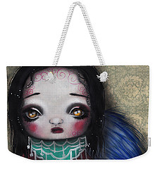 Bird Girl #2 Weekender Tote Bag