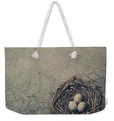 Bird Nest Weekender Tote Bag