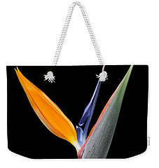 Bird Of Paradise #2 Weekender Tote Bag
