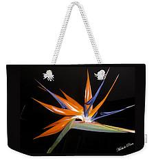 Bird Of Paradise Beauty 4 Weekender Tote Bag