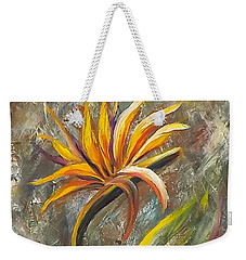 Bird Of Paradise 63 Weekender Tote Bag