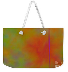 Bird Of Paradise Weekender Tote Bag by Anita Lewis