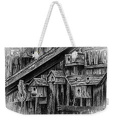 Birdhouse Collection Weekender Tote Bag