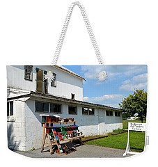 Birdhouses And Feeders For Sale Weekender Tote Bag