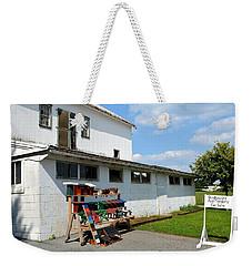 Birdhouses And Feeders For Sale Weekender Tote Bag