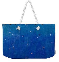 Birds And Fish Weekender Tote Bag by Stefanie Forck