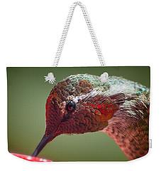 Bird's Eye View Weekender Tote Bag by Caitlyn  Grasso