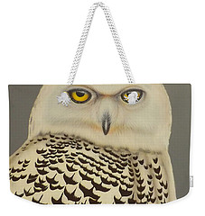 Birds Of A Feather Weekender Tote Bag by Darren Robinson