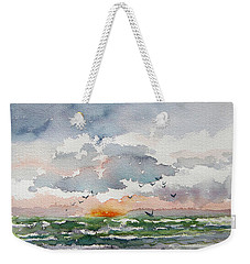 Birds Rising IIi Weekender Tote Bag
