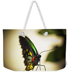 Birdwing Butterfly Weekender Tote Bag