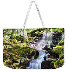Birks Of Aberfeldy Cascading Waterfall - Scotland Weekender Tote Bag