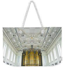 Birmingham Town Hall Weekender Tote Bag