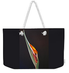 Birth Of Paradise Weekender Tote Bag