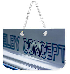 Birthday Car - Shelby Concepts Weekender Tote Bag