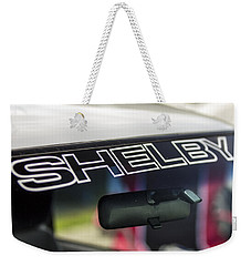 Birthday Car - Shelby Windshield Weekender Tote Bag