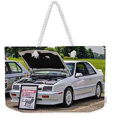 Birthday Car 02 Weekender Tote Bag