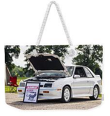 Birthday Car 05 Weekender Tote Bag