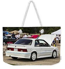 Birthday Car 06 Weekender Tote Bag