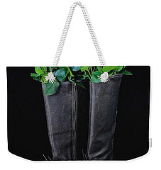 Birthday Wishes Weekender Tote Bag by Jeannie Rhode