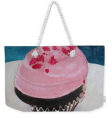 Bite Me Weekender Tote Bag by Claudia Goodell