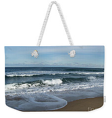 Winter Beach  Weekender Tote Bag