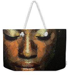 Black Beauty Weekender Tote Bag