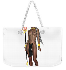 Black Beauty Weekender Tote Bag