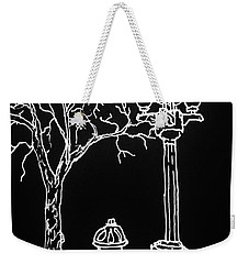 Black Book 08 Weekender Tote Bag