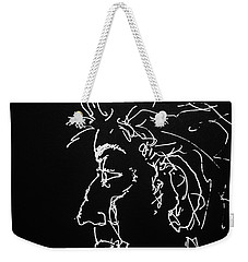 Black Book 10 Weekender Tote Bag