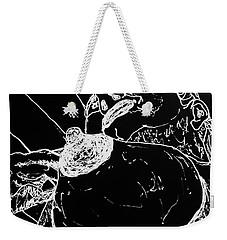 Black Book 17 Weekender Tote Bag by Rand Swift