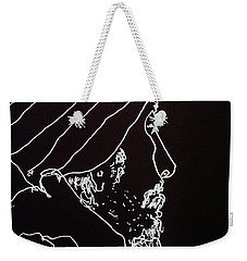 Black Book Series 03 Weekender Tote Bag