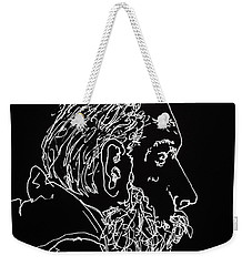 Black Book Series 05 Weekender Tote Bag