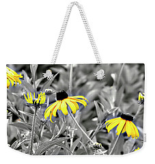 Black-eyed Susan Field Weekender Tote Bag