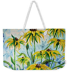 Black Eyed Suzans Dream Weekender Tote Bag