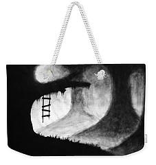 Black Forest Weekender Tote Bag by Salman Ravish