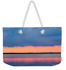 Black Hammock Sunset 2 Weekender Tote Bag
