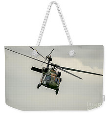 Black Hawk Swoops Weekender Tote Bag