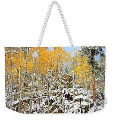 Black Hills Boulders Weekender Tote Bag